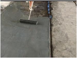 水泥地坪道路破损修复方法7
